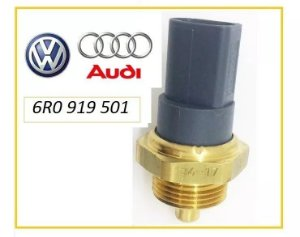 Sensor Temperatura Vw Up 1.0 Tsi Audi A1 Tsi Original Vw