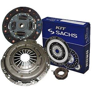 Kit de Embreagem FIAT motor FIRE 1.4 - Palio, Uno, Punto, Doblo,  - SACHS 6586
