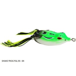Isca Artificial Marine Sports Shake Frog FGL 55 - 04