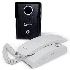 Interfone Lider LR570 Smart Alimentação Interna Porteiro Eletrônico