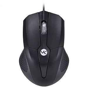 Mouse PS2 Corp 1200 Dpi Preto 1.80M CM200 3 Botões