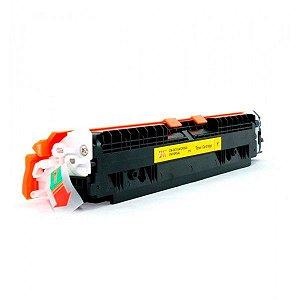 Cartucho Toner HP 802 CE312A CF352 CP1025 Amarelo