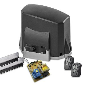 Kit 1 Motor Para Portão Deslizante Residencial KDZ FIT Garen 1/4 110v