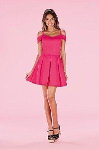 Vestido Lilimoon Rosa Pink