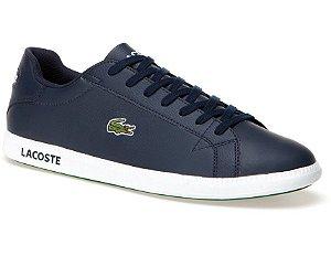 Tênis Lacoste 31SPM0096 Azul Marinho