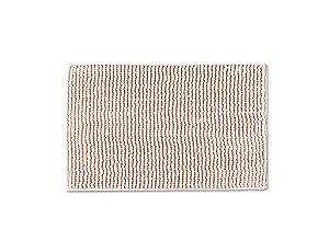 Tapete Para Banheiro Microfibra Antiderrapante 45x65 cm Sand