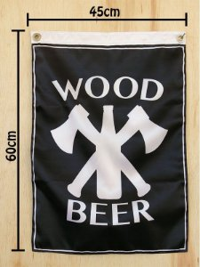 Bandeira Wood and Beer