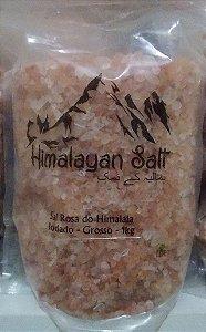 Sal Rosa do Himalaia Gourmet Grosso 1kg Himalayan Salt