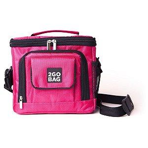 Bolsa térmica 2GOBAG Mid Start Pink (OUTUBRO ROSA)