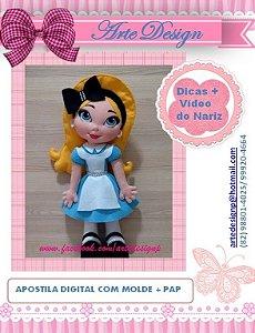 APOSTILA DIGITAL ALICE NO PAÍS DAS MARAVILHAS