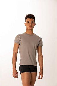 Camiseta JONAS - Cinza