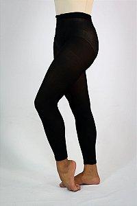 Meia Calça Legging - PRETO