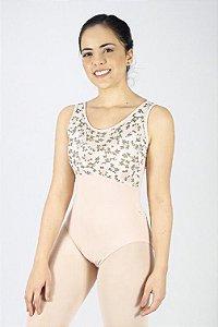 Collant Bianca - Nude
