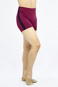 Shorts Pedro - Vinho