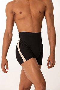 Shorts PEDRO - Preto com Nude