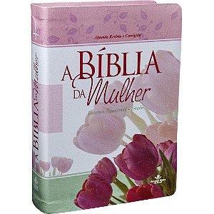 A Bíblia da Mulher Almeida Revista e Corrigida - 5 opções