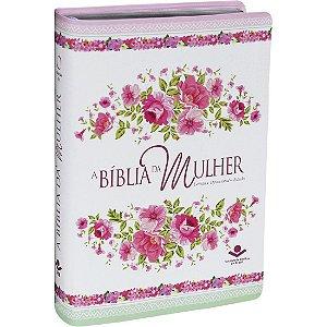 A Bíblia da Mulher Almeida Revista e Atualizada e Devocional