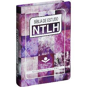 Bíblia de Estudo NTLH - Nova Tradução na Linguagem de Hoje