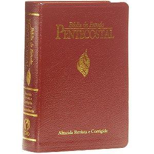 Bíblia de Estudo Pentecostal Almeida Revista e Corrigida