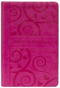 A Bíblia da Mulher que Ora - Bíblia NVI - Stormie Omartian