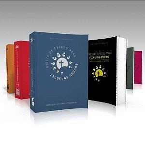Bíblia de Estudo para Pequenos Grupos NVI