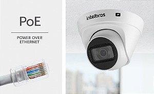 Câmera 1130 D Intelbrás IP PoE