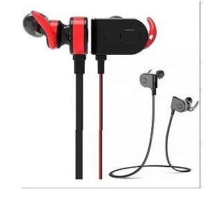 Fone de Ouvido Bluetooth Wireless Sem fio Stereo Sport- LC-706