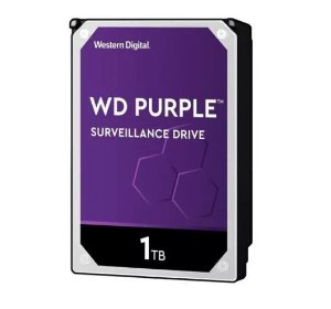 HD WESTERN DIGITAL WD10PURZ PURPLE