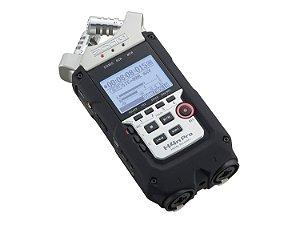Gravador De Áudio Zoom H4n Pro - 4 Canais