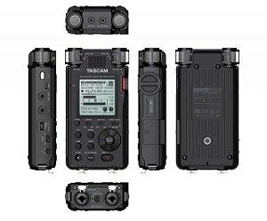 Gravador De Áudio Tascam Dr-100mk III
