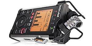 Gravador Tascam Dr-44wl - Gravador Profissional Com Wifi