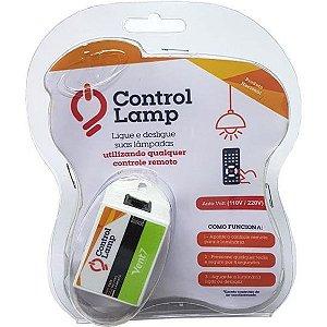 Control Lamp Vent7 - Automatizador de Lâmpadas Pelo Controle Remoto