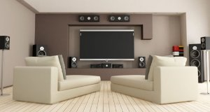 Projetos de Home Theater