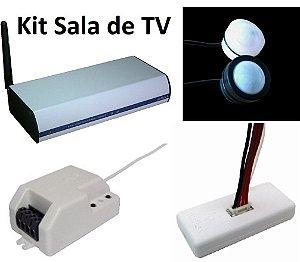 Kit Automação Sala de TV