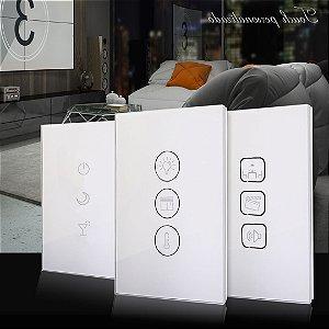 Interruptor Touch Inteligente - 4x2