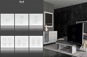 Interruptor Touch Inteligente - 4x4
