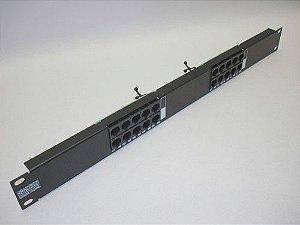"Voice Panel - RJ45/IDC 110 - 19""/1U"