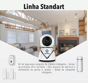 Kit Câmera Inteligente + Sensores