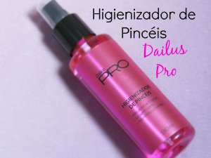Higienizador de Pinceis Dailus Pro