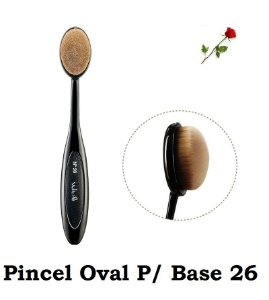 Pincel 26 Oval Para Base Vult