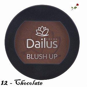 Blush Up Dailus 12 Chocolate