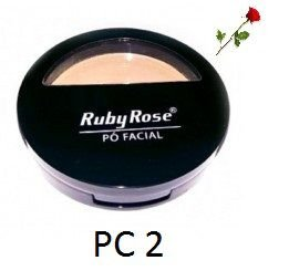 Po Compacto Ruby Rose - PC2