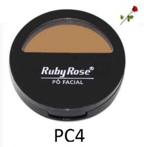 Po Compacto Ruby Rose - PC4
