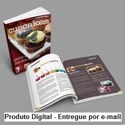CURSO CUPCAKES: GANHE DINHEIRO COM SEU HOBBY - Livro Digital