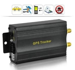 Rastreador GPS Automotivo com Bloqueador Anti-Furto
