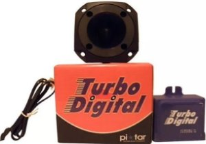 Turbo Digital para carros - simulador de turbo eletrônico