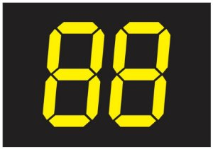 Adesivo Do Ano Do Veículo Para Lojas E Concessionárias - 60 Pares