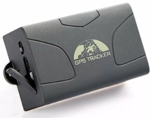 Rastreador GPS Automotivo com Bloqueador Anti-Furto TK104