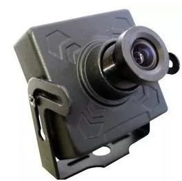 Mini Câmera de Segurança 420 Linhas Day Night Colorida CFTV