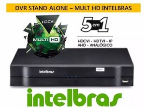Dvr Intelbras 16 Canais Mhdx 1016 Multi Hd G3